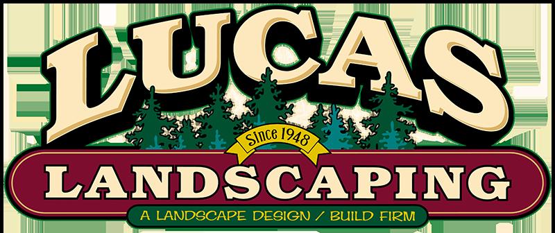 lucas landscaping nursery logo norton ohio